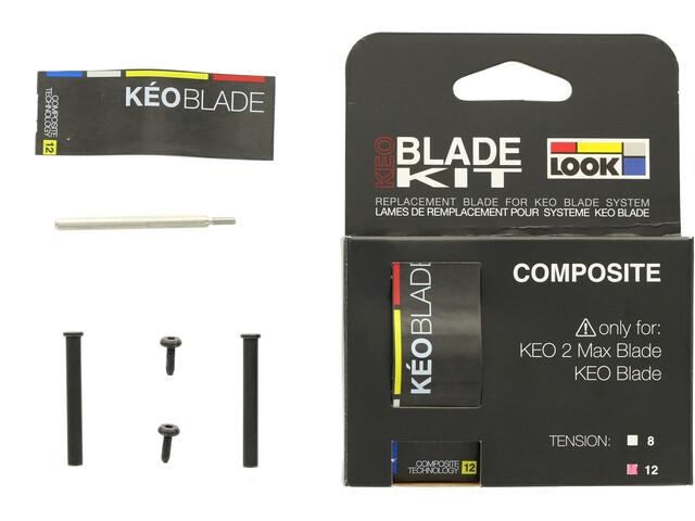 Look Kéo Blade 12Nm sort